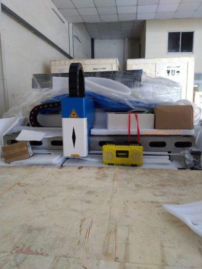 Máy cắt laser fiber 1000w giá rẻ tại thanh trì hà nội phù hợp cho xưởng cắt inox4