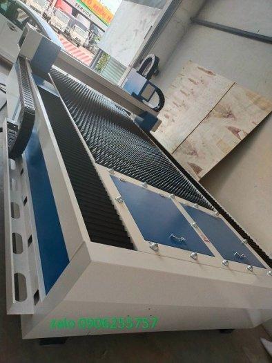 Máy cắt laser fiber 1000w giá rẻ tại thanh trì hà nội phù hợp cho xưởng cắt inox0