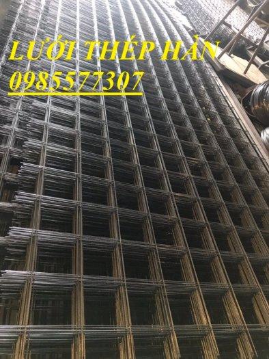 Sản xuất lưới thép hàn D6 a200x200, D8 a200x200 giá tốt5