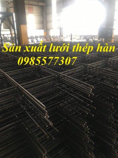 Sản xuất lưới thép hàn D6 a200x200, D8 a200x200 giá tốt4