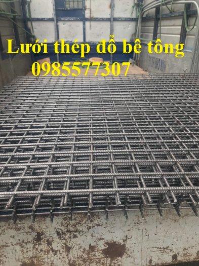 Sản xuất lưới thép hàn D6 a200x200, D8 a200x200 giá tốt2