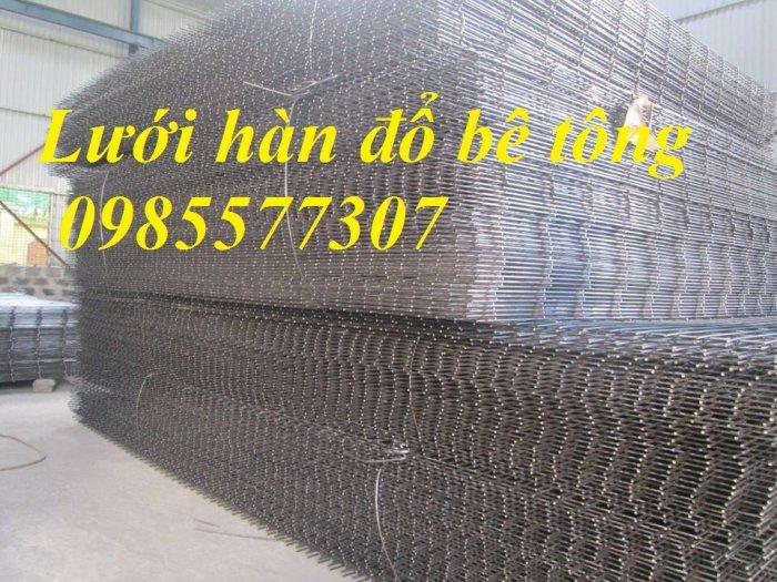 Sản xuất lưới thép hàn D6 a200x200, D8 a200x200 giá tốt0