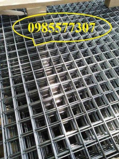Lưới thép hàn D4 a50x50 dạng cuộn và dạng tấm0