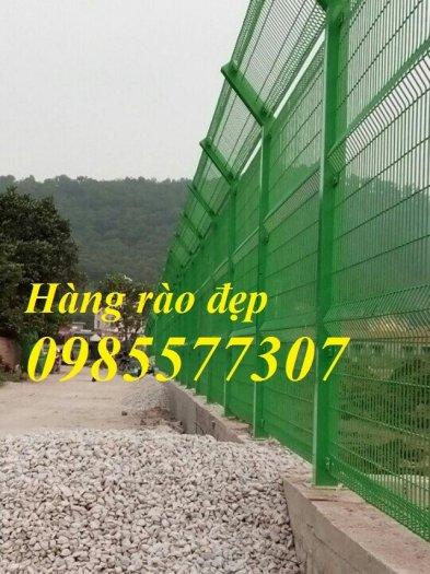 Sản xuất và thi công lưới hàng rào D4,D5 a50x150, D5 a50x2000