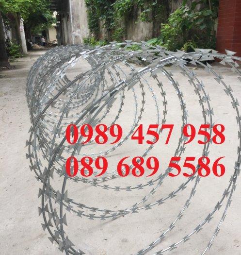 Bán dây kẽm lam đường kính 45cm, 60cm, 90cm tại Sài Gòn3