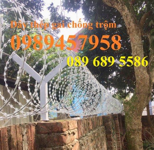 Bán dây kẽm lam đường kính 45cm, 60cm, 90cm tại Sài Gòn0