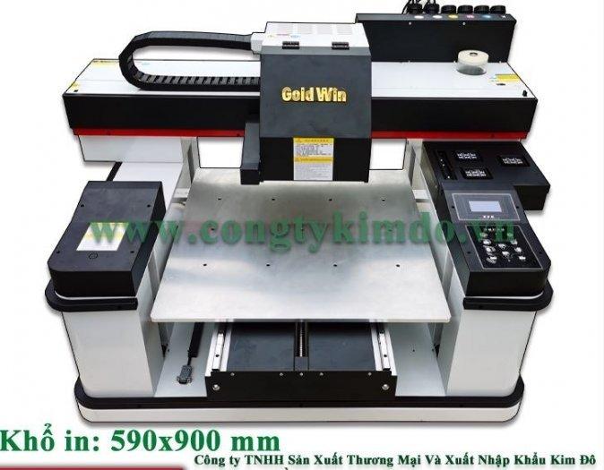Máy in UV Goldwin 60903