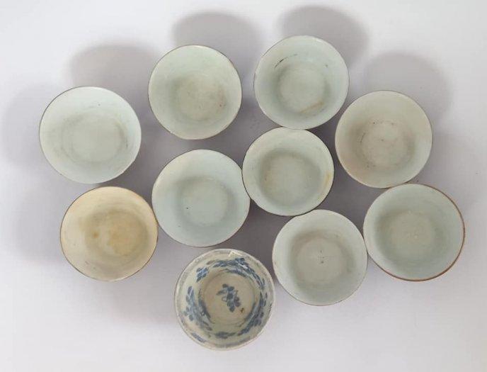 10 chén Ung Chính (Thanh)1