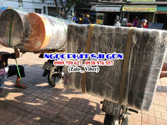 Bồ Đoàn Thêu Sen Size Tròn 50x5cm - Đệm Quỳ Lễ Phật - Đệm Ngồi Thiền.10