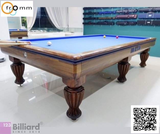 [Bàn bida ba băng/ 3C/ Carom Table] Bàn bida Fromm Atlas8
