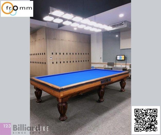 [Bàn bida ba băng/ 3C/ Carom Table] Bàn bida Fromm Atlas7