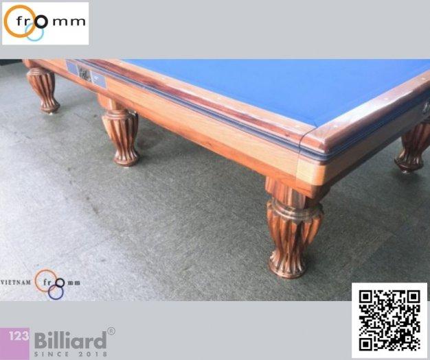 [Bàn bida ba băng/ 3C/ Carom Table] Bàn bida Fromm Atlas5