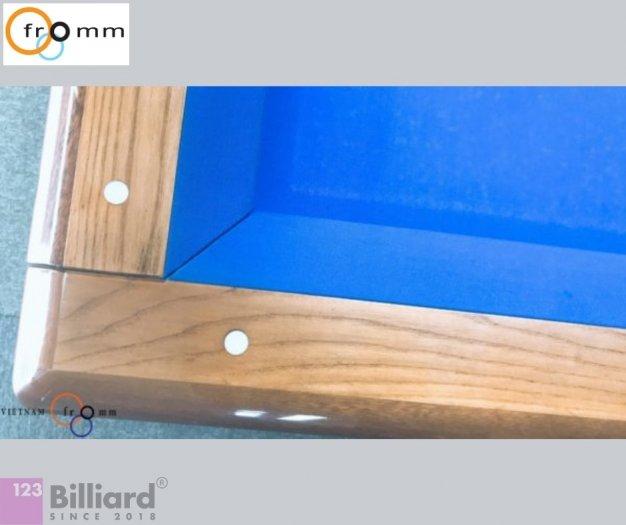 [Bàn bida ba băng/ 3C/ Carom Table] Bàn bida Fromm Atlas2