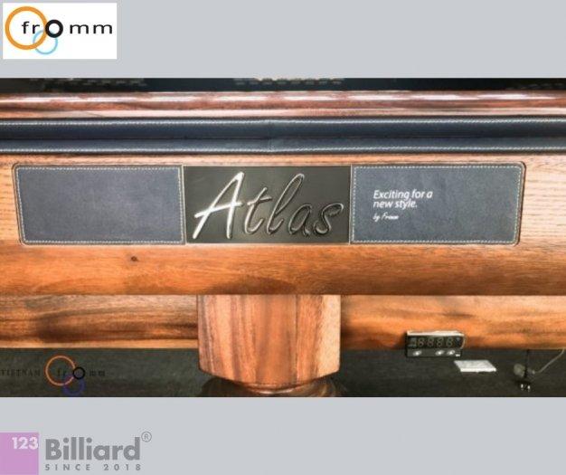 [Bàn bida ba băng/ 3C/ Carom Table] Bàn bida Fromm Atlas0