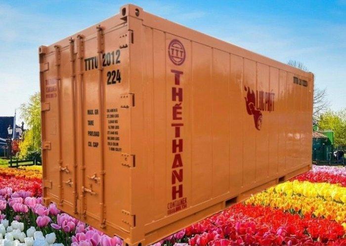 Container lạnh 20feet giá tốt tại TP HCM2