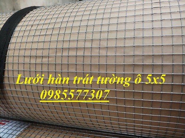 Lưới trám trát tường, lưới tô tường, lưới chống nứt tường giá tốt5