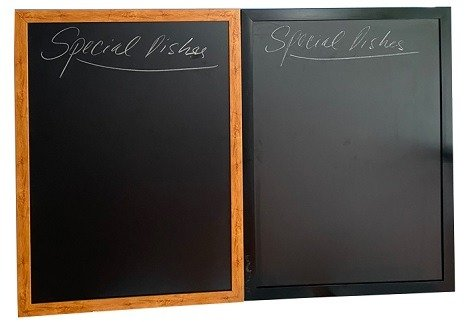 Bảng đen menu viết phấn2