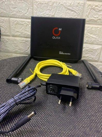 Bộ Phát Wifi 4G OLAX AX5 PRO Cat4 tốc độ cao kết nối 32 thiết bị mới8