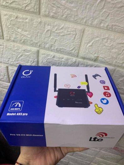 Bộ Phát Wifi 4G OLAX AX5 PRO Cat4 tốc độ cao kết nối 32 thiết bị mới7