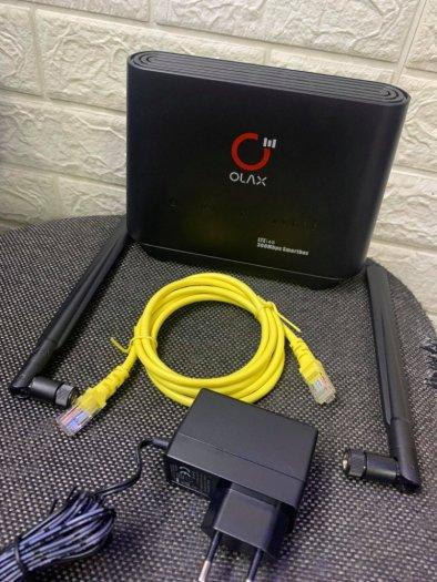 Bộ Phát Wifi 4G OLAX AX5 PRO Cat4 tốc độ cao kết nối 32 thiết bị mới5