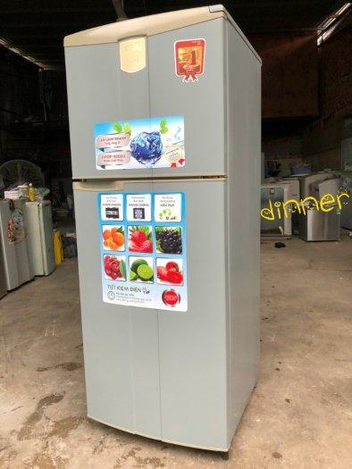 Tủ lạnh inveter Mitsubishi 200 lít3
