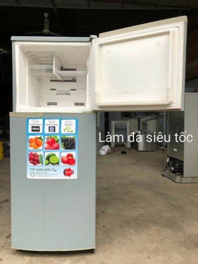 Tủ lạnh inveter Mitsubishi 200 lít2