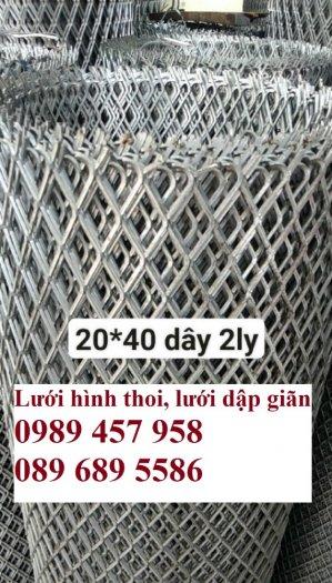 Phân phối lưới thép kéo giãn 30x60, 45x90, Lưới hình thoi trang trí , Lưới quả trám1
