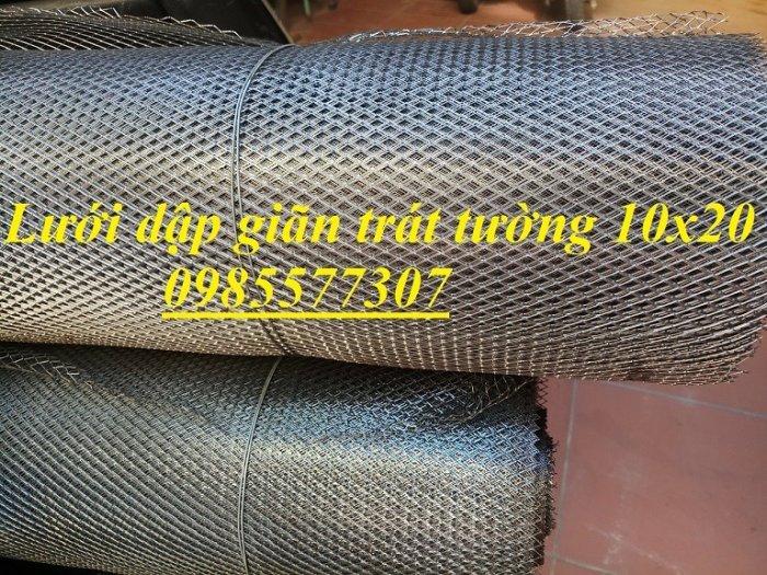 Chuyên cung cấp lưới trám trát tường, lưới thép hàn trát tường chống nứt3