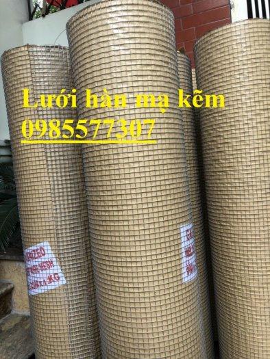 Chuyên cung cấp lưới trám trát tường, lưới thép hàn trát tường chống nứt2