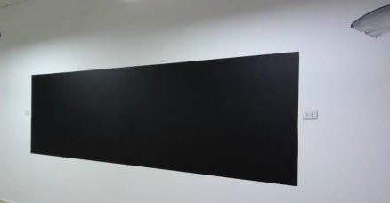 Bảng Đen Viết Phấn Dán Tường1