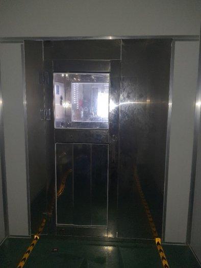 Cần bán gấp máy thổi khí phòng sạch Airshower 98x115x21000
