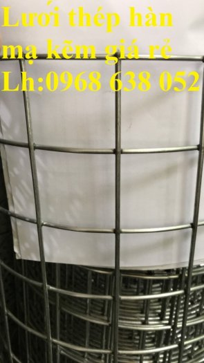 Lưới hàn cường lực D4, D5, D6, D8, D10 ô lưới 50*50, 100*100, 150*150, 200*2007
