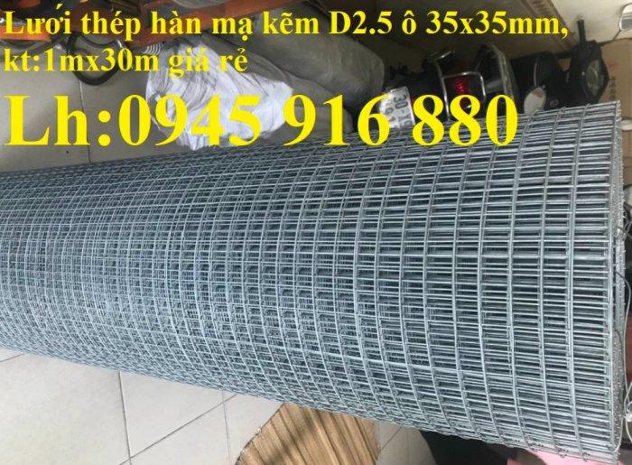 Lưới hàn cường lực D4, D5, D6, D8, D10 ô lưới 50*50, 100*100, 150*150, 200*2005