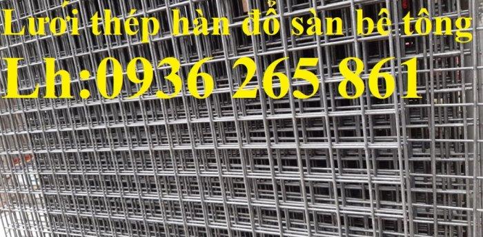 Lưới hàn cường lực D4, D5, D6, D8, D10 ô lưới 50*50, 100*100, 150*150, 200*2004