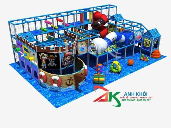 Nhận tư vấn thiết kế lắp đặt các mẫu khu vui chơi trẻ em1