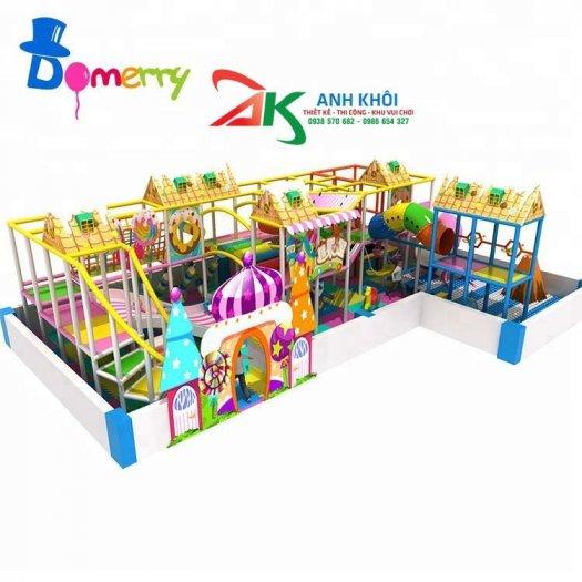 Nhận tư vấn thiết kế lắp đặt các mẫu khu vui chơi trẻ em0