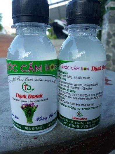 Giữ hoa tươi lâu hơn, đẹp hơn, không thối nước, không sinh muỗi1