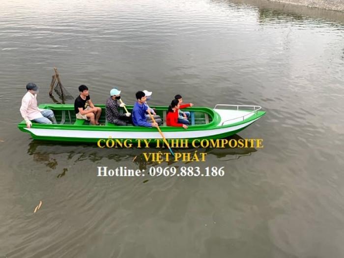 Thuyền composite dài 6m rộng 1.7m tải trọng 20 người cứu hộ lũ lụt Quảng Bình, Quảng Trị  - 0969883186 -Composite Việt Phát9