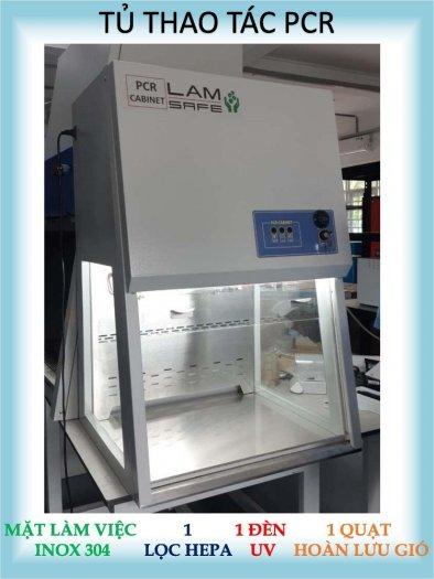 Tủ thao tác PCR2