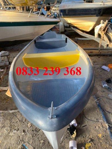 Thuyền câu cá cho 3 người, Thuyền chèo tay, thuyền gắn động cơ, áo phao4