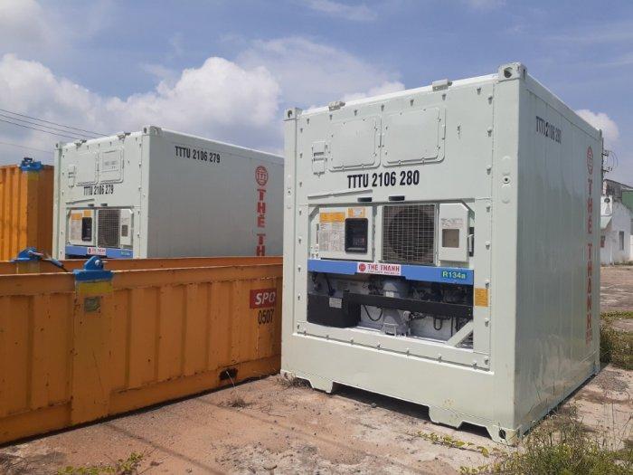 Container lạnh 10feet tại TP HCM2