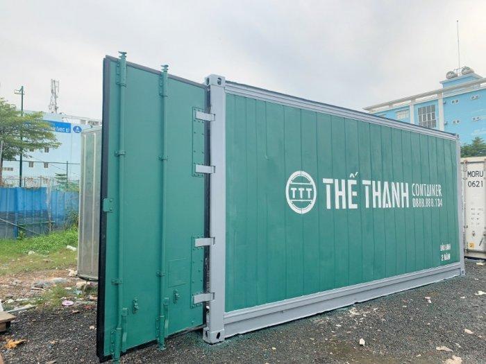 Kho lạnh chứa thực phẩm bằng Container2