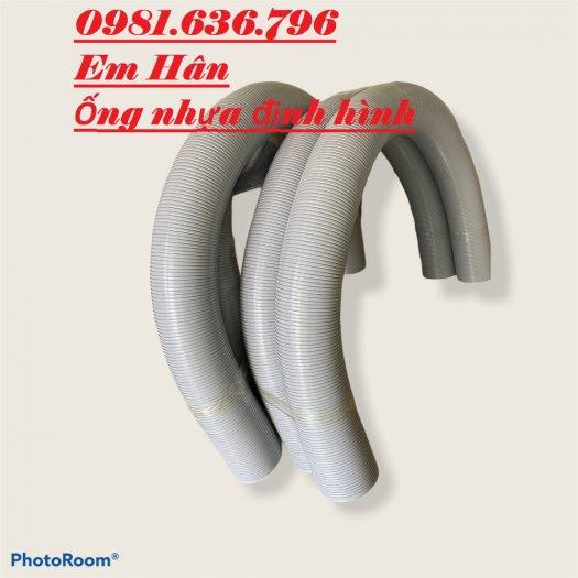 Báo giá ống nhựa đinh hình phi 100,125,150 và 200 .9