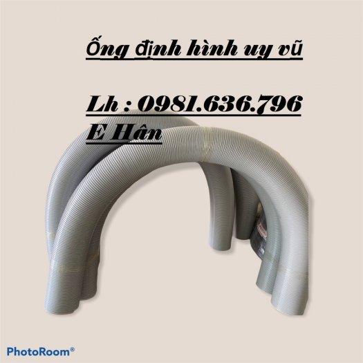 Báo giá ống nhựa đinh hình phi 100,125,150 và 200 .5