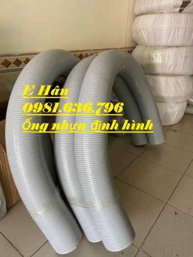 Báo giá ống nhựa đinh hình phi 100,125,150 và 200 .0