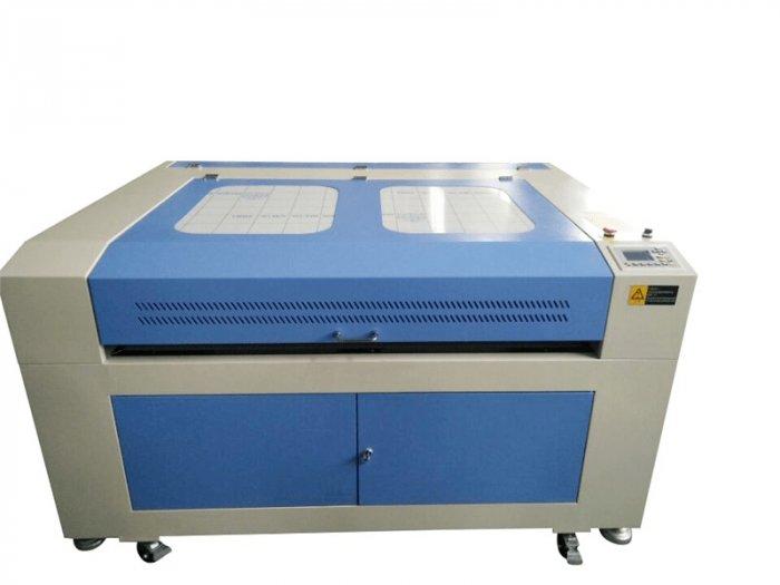 Máy cắt laser 1610 khuyến mại giảm giá phù hợp với sản xuất khẩu trang tại thành phố thủ đức0