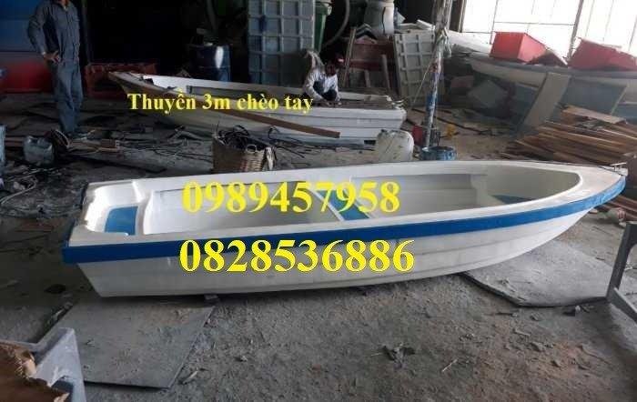 Thuyền nhựa chèo tay 4 người, 6 người, thuyền có mái che, Thuyền du lịch(liên hệ báo giá)1