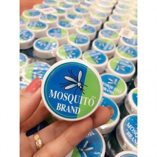 Dầu thoa trị muỗi đốt Mosquito Balm Thái Lan cho bé4