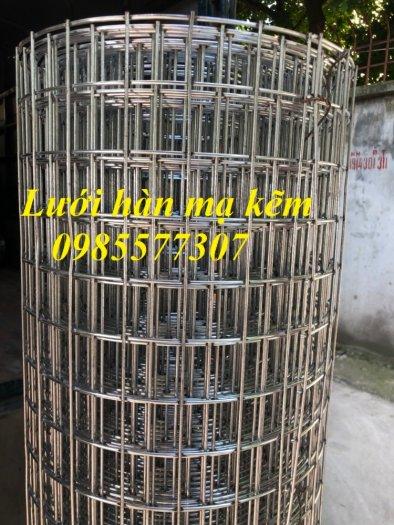Lưới thép hàn mạ kẽm D3 a50 x 50, hàng có sẵn giá tốt7