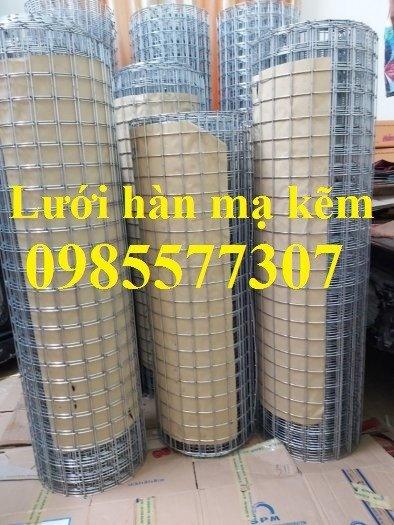 Lưới thép hàn mạ kẽm D3 a50 x 50, hàng có sẵn giá tốt4